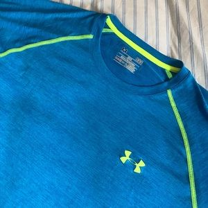 Under Armour Men's UA Tech Short Sleeve T-Shirt L